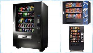 Seaga Machines DEAJ uses INF5C, HF500, and Wittern